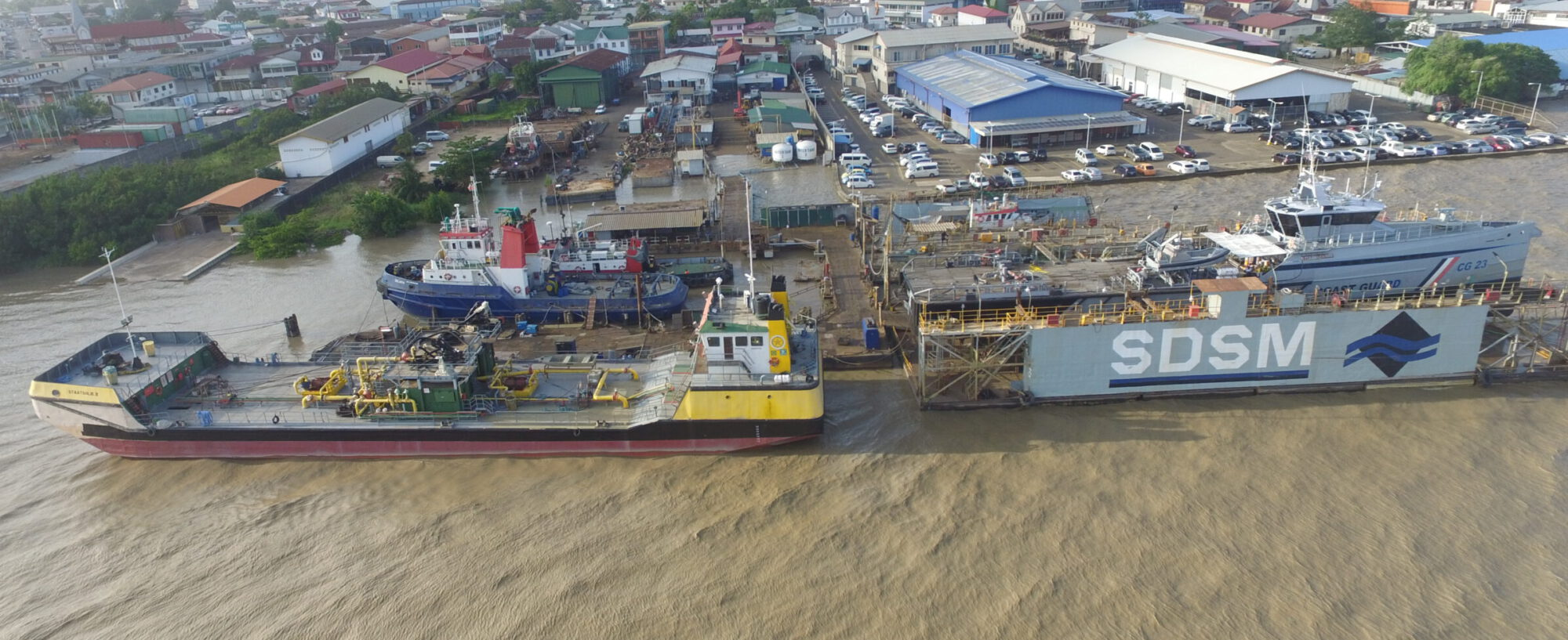 SURINAME DRYDOCK AND SHIPBUILDING COMPANY S.A.